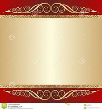Maroon And Gold Border Maroon and gold background
