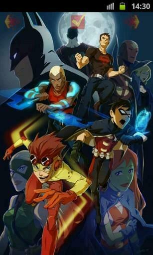 Download Young Justice Wallpaper for Android   Appszoom