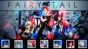 fairy tail wallpaper  1920x1080  hd by say0chi d7e7mh6png