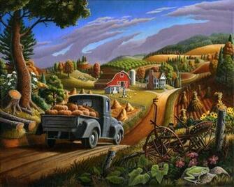 Line from Linda Autumn Landscapes