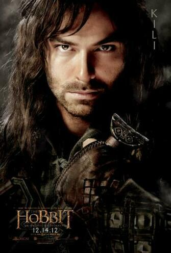 The Hobbit images The Hobbit Movie Poster   Kili HD wallpaper and