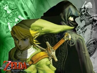 Zelda Twilight Princess Wallpaper Gamebud