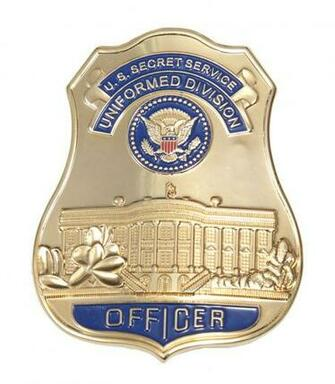 US Secret Service Badge The Specialists LTD