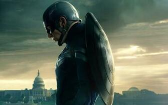 Captain America HD Wallpaper For Desktop