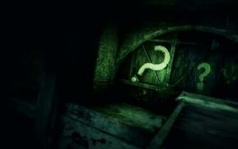 The Riddler Question Mark Wallpaper The game definitely looks to