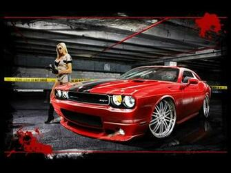 Dodge Challenger Exclusive HD Wallpapers 1673