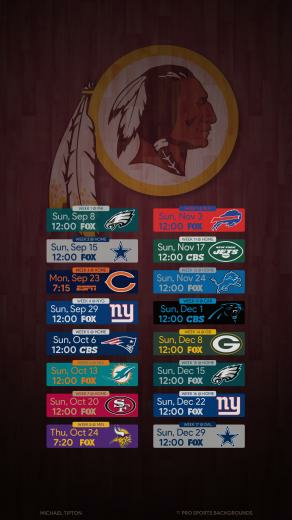 Washington Redskins Images Wallpaper posted by Ethan Simpson