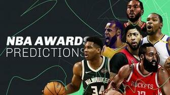 NBA awards predictions 2018 19 Surprise MVP pick emerges from