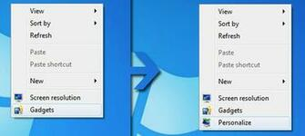 Change desktop background on your Windows 7 Starter with this app
