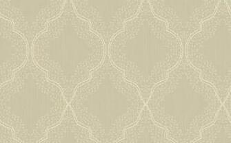 Trellis Wallpaper in Metallic and Neutrals design by Seabrook Wallcove