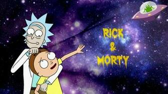 Rick And Morty Space and Aliens Wallpaper by Roxy1049 on