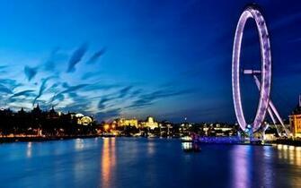 London Wallpaper HD Cityscape Image