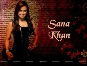 Sana Khan Wallpaper Koimoi