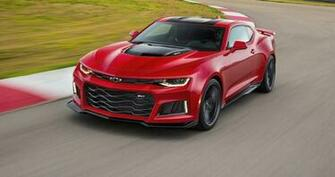 2017 Chevrolet Camaro ZL1 Car Wallpaper