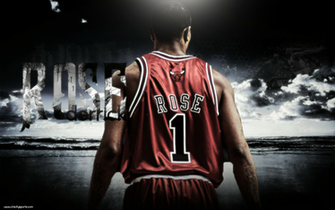 Wallpapers Derrick Rose NBA TSEBA
