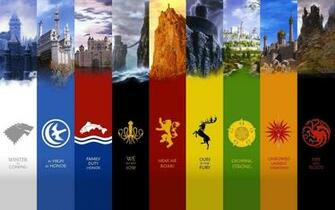 Game of Thrones Houses wallpapers