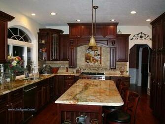Furniture Refinishing kitchen backsplash ideas with cherry cabinets