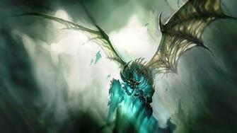 HD Ice Dragon Wallpapers