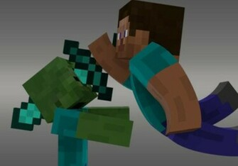 will create you a minecraft 3D wallpaper with your own skin for 5