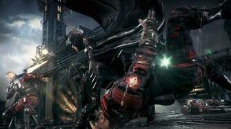 fighting batman arkham knight game hd 1920x1080 1080p wallpaper and