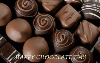 Happy Chocolate Day HD Wallpaper 05911 wallpaperspickcom