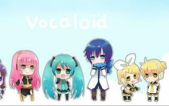 Chibi Group Wallpapers Backgrounds Animejpg
