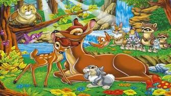 Classic Disney Wallpapers Pictures Photos Bambi Wallpaper
