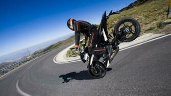 KTM 690 Duke Stoppie Bikes HD Wallpapers Car Wallpapers