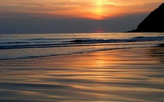 Beautiful Beach Sunset Wallpaper 10407 Hd Wallpapers in Beach