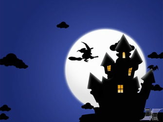 Picture of Halloween Night Desktop for Windows 7 from