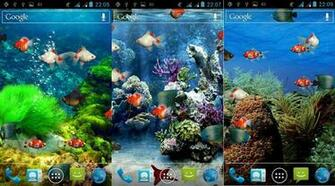 Aquarium Live Wallpaper   Download for for Samsung Galaxy Note 3