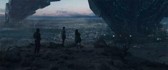 Independence Day Resurgence Clips Images Reveal Big Alien Collider