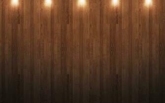 bamboo spotlights wood wall 8110