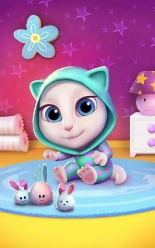 Download My Talking Angela for Android reviewed   Appszoom