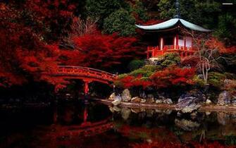 Japanese Garden 4K Wallpaper HD 746 Wallpaper Download