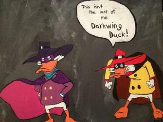 Darkwing Duck vs Negaduck by met0012