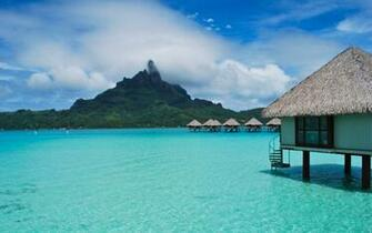 Bora Bora wallpaper 1280x800 33598