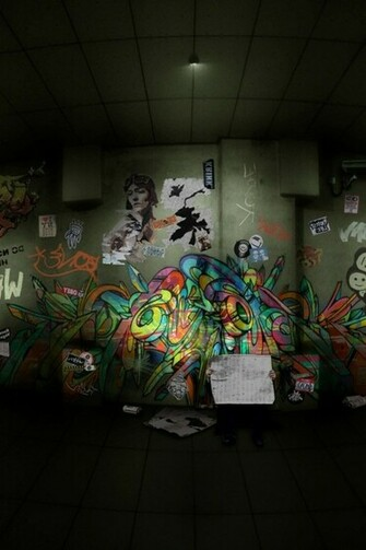 Abstract Graffiti iPhone HD Wallpaper iPhone HD Wallpaper download
