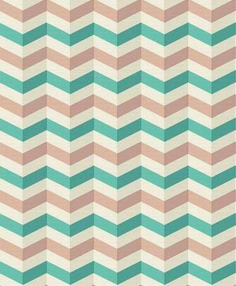 Zigzag by Albany   Pink and Green   Wallpaper Wallpaper Direct