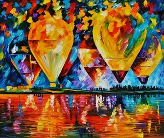 Leonid Afremov wallpaper   ForWallpapercom