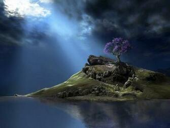 Get Backgrounds 3d Island Wallpaper and make this wallpaper for