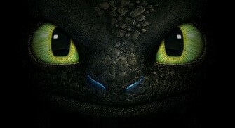Image for How To Train Your Dragon 2 Night Fury Toothless Wallpaper
