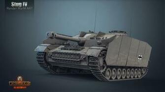 Images World of Tanks SPG Stug IV Games 2560x1440