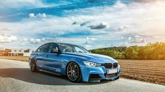 1366x768 Wallpaper bmw f30 335i tuning stance Bmw wallpapers