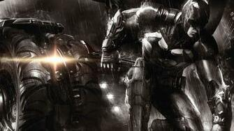 Download 2014 Batpod Batman Arkham Knight HD Wallpapers 6467 Full