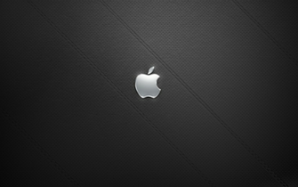 The Art of Adam Betts Black Leather Apple Desktop Background
