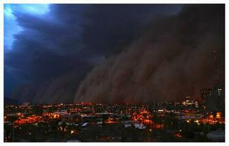 Haboob Photos and Wallpapers Earth Blog