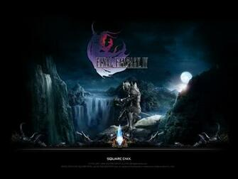 Home Wallpaper Final fantasy 4 final fantasy 4 wallpaper02