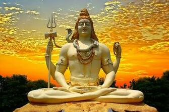 Lord Shiva Sunsetsky HD Wallpapers   Full HD Wallpaper for Desktop
