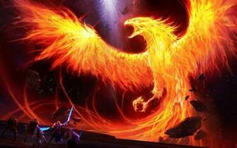 Fantasy Phoenix Wallpaper 16 Background Wallpaper Wallpaper